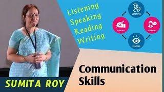 getlinkyoutube.com-Comunication Skills Class by Dr.Sumita Roy at IMPACT 2012 Hyderabad