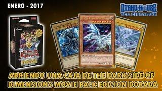 Abriendo la Mejor Caja de The Dark Side of DImensions Movie Pack Edicion Dorada