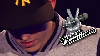 getlinkyoutube.com-Can't Hold Us – Macklemore (Alex Hartung)  | The Voice 2014 | Knockouts