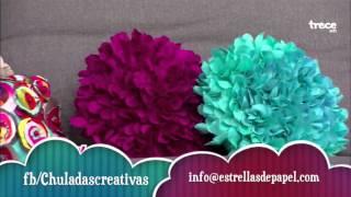 getlinkyoutube.com-Chuladas creativas :: Decoración de cojines :: Sammily