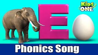Phonics Songs | Learn A to Z | ABC Songs for Children - KidsOne width=
