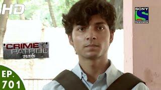 Crime Patrol - क्राइम पेट्रोल सतर्क - Tiraskar - Episode 701 - 26th August, 2016