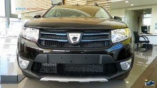 getlinkyoutube.com-NEW 2016 Dacia Sandero Stepway - Exterior & Interior