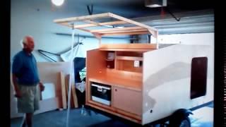 getlinkyoutube.com-Teardrop camper, home built.