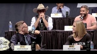 "getlinkyoutube.com-Conor McGregor to Chad Mendes: ""You Hit the Deck Like a B-tch!"""