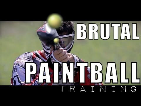 Brutal Training Paintball 2012 by Stéphane Couchoud (Razorback)