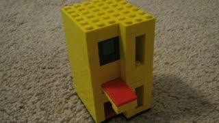 getlinkyoutube.com-Lego Candy Machine V12 *Coin Rejection*