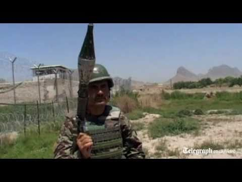 Taliban break out of Afghan prison