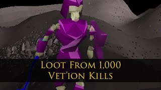 getlinkyoutube.com-Loot from 1,000 Vet'ion kills