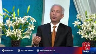 Subh e Noor - 09-04-2016 - 92NewsHD