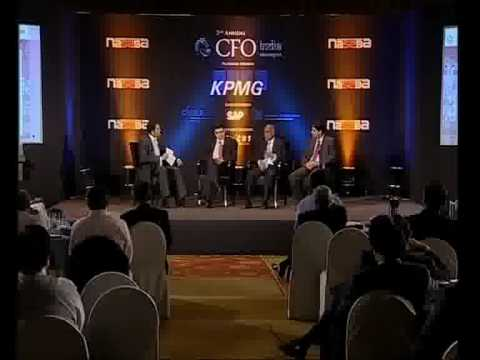naseba's 3rd Annual CFO Strategies India Forum 2009 - NDTV Profit Telecast - Part 1