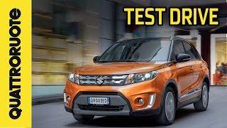 getlinkyoutube.com-Suzuki Vitara 2015 Test Drive