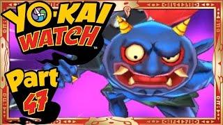 getlinkyoutube.com-Yo-Kai Watch - Part 47 | How To Find & Beat Ogralus The Blue Oni! [English Gameplay Walkthrough]