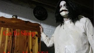 getlinkyoutube.com-Go To Sleep (A Jeff The Killer Short Horror Film)