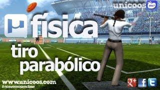 Imagen en miniatura para FISICA Tiro parabolico 04