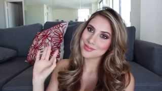 getlinkyoutube.com-Romántica y sensual para una cita, peinado y maquillaje.
