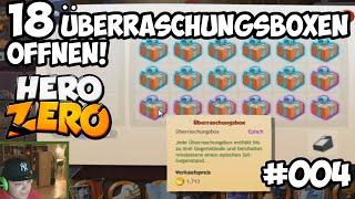 getlinkyoutube.com-★ Let's Play Hero Zero #004 - 18 Überraschungsboxen Öffnen! ★