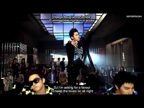 2PM - Hands Up MV Eng Sub & Romanization Lyrics