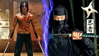 getlinkyoutube.com-Ninja Assassin 2 ☯ NINJUTSU Brutal Training | Mind & Body Real Transformation. - Rare J. Vargas TV!