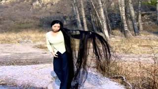 getlinkyoutube.com-LONGEST  HAIR  IN  THE  WORLD
