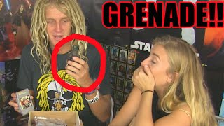 getlinkyoutube.com-GRENADE IN THE MAIL?!?!?! MOST CRAZY AWESOME FAN MAIL!!!