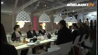 "Vorschau: imm cologne: ""Das Haus – Interiors on Stage"" by Louise Campbell"