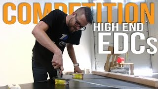 getlinkyoutube.com-Competition High End EDCs