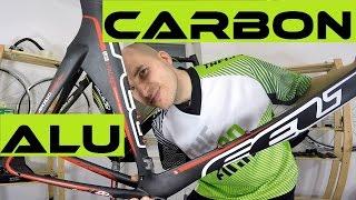 getlinkyoutube.com-Rower karbonowy na Shimano 105, czy aluminiowy na Ultegra? Jaki wybrać?