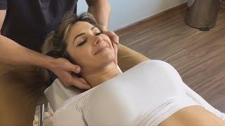 getlinkyoutube.com-COMFORTING ASMR Chiropractic Adjustment Compilation