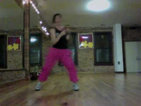 Thumbnail image for 'Zumba makes my booty sweat! '