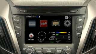 getlinkyoutube.com-Hyundai Veloster Next Gen User Inteface | Veloster