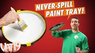 getlinkyoutube.com-Handy Paint Tray