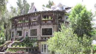 getlinkyoutube.com-Wonder House - ABANDONED - Fantastic Mansion Property