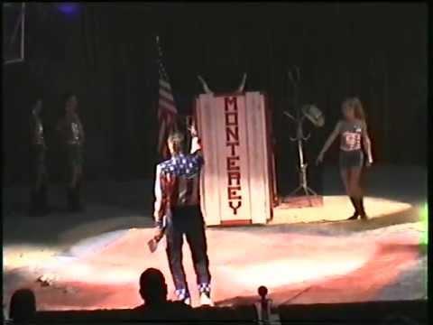 Show Circus Rodeo Americano Monterrey
