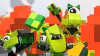 getlinkyoutube.com-Glorp Corp Max - LEGO Mixels