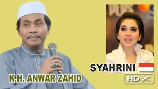 getlinkyoutube.com-Pengajian Lucu Anwar Zahid 2016 | Pesona Syahrini