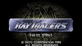 getlinkyoutube.com-PSX Longplay [207] Ray Tracers (a) (Japan)