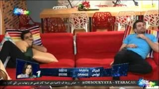 getlinkyoutube.com-شاهد مزاح سهيله مع محمد ع  في صالة يوم الاربعاء 21-10-2015