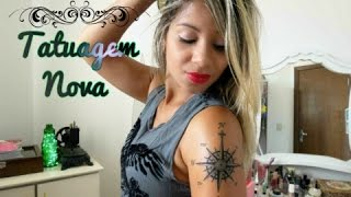 getlinkyoutube.com-Tatuagem Nova - VLOG
