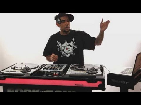 How to DJ: Using a DJ Mixer