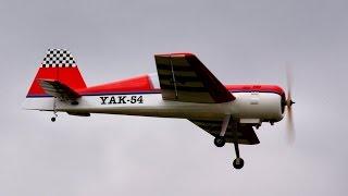 getlinkyoutube.com-YAK-54 CRASH!!!