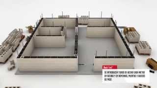 getlinkyoutube.com-BLOCK FAST - Sistema de construcción en seco