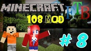 getlinkyoutube.com-Minecraft MOD : FTB108 # 8 พีระมิดและเกาะสลาม