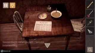 Spotlight Room Escape: Awakening part 1 .