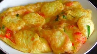 getlinkyoutube.com-ไข่เจียวเต้าหู้ไข่ - สูตรและวิธีทำไข่เจียวเต้าหู้ไข่รสเด็ด