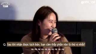 getlinkyoutube.com-[Vietsub] f(x) Krystal - W Korea Short Movie Press Conference {Krytoria Team}