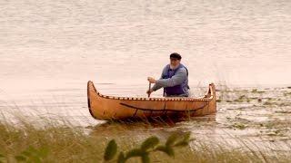 getlinkyoutube.com-Birchbark Canoe