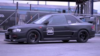 getlinkyoutube.com-Dumped Daily - Arthur's Trial Widebody Subaru