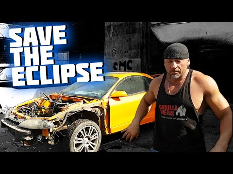Mitsubishi ECLIPSE VLOG (Disassemble) #SaveTheEclipse №2