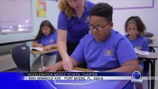 Acceleration Middle School ofrece valiosos cursos para jóvenes. Hablamos con Lilian Amador